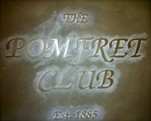Pomfret Club Bronze